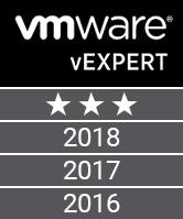 vmware vexpert 3 stars